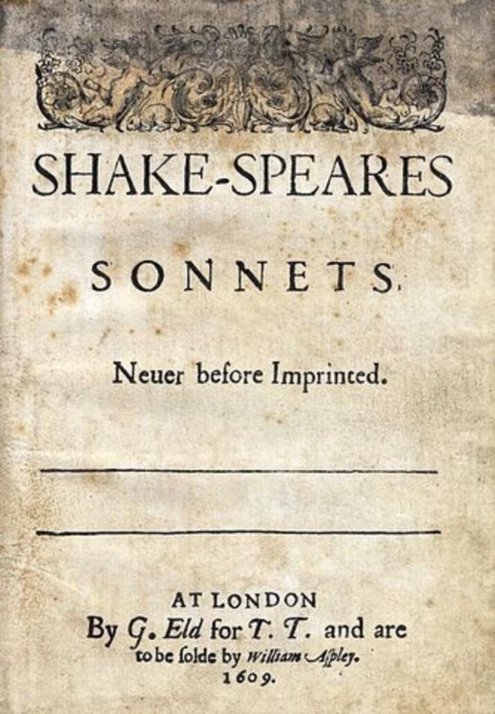 Sonete Shakespeare
