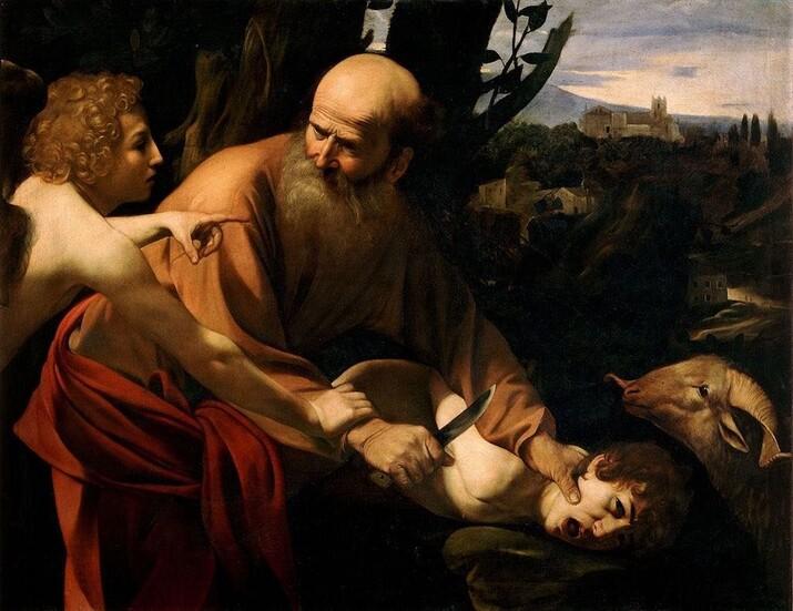 Sacrificiul lui Isaac
