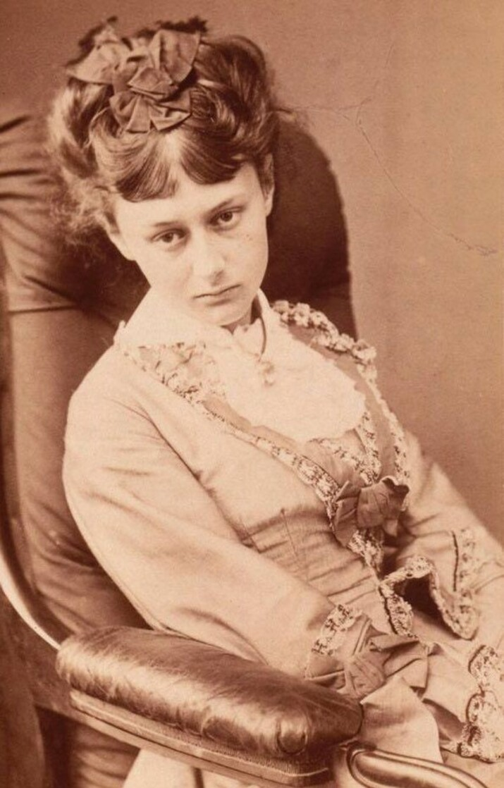 Alice Liddell în 1870