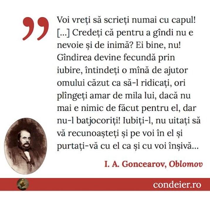 Oblomov Goncearov