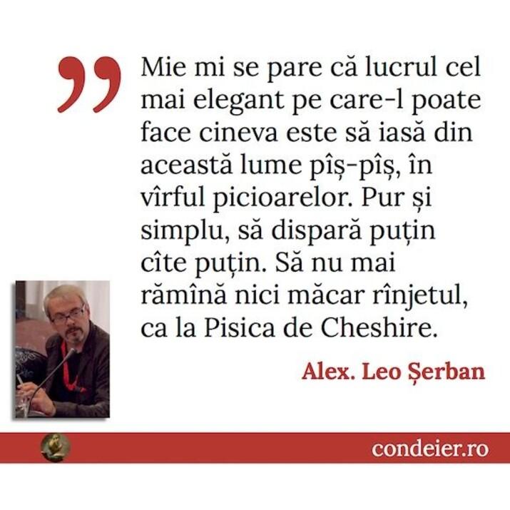 Alex Leo Serban