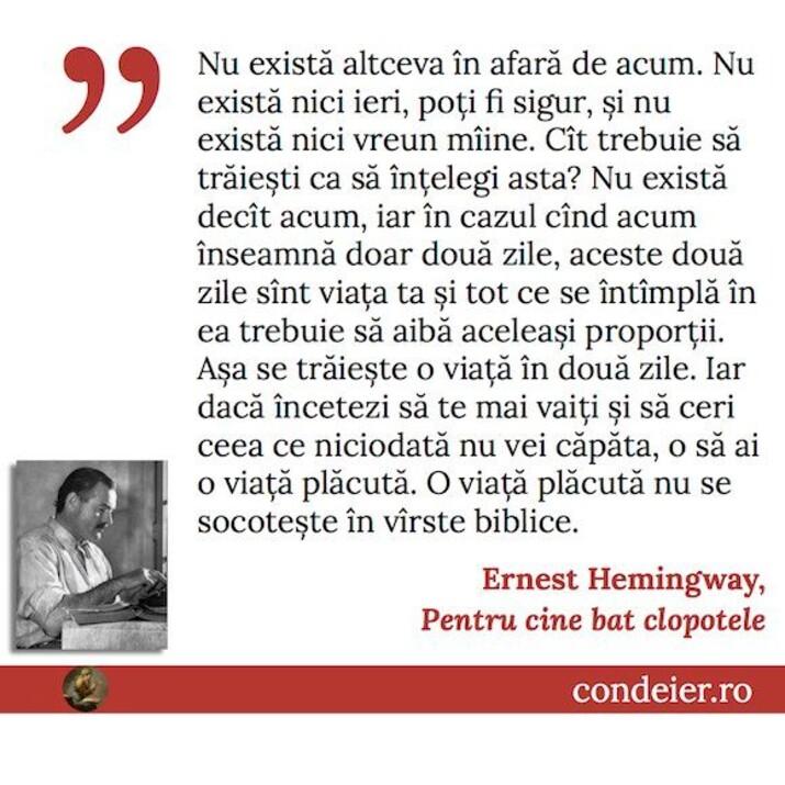 Hemingway Pentru cine bat clopotele