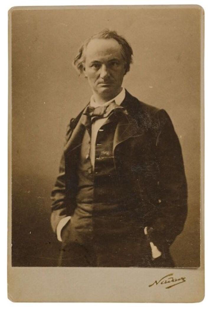 Baudelaire Nadar