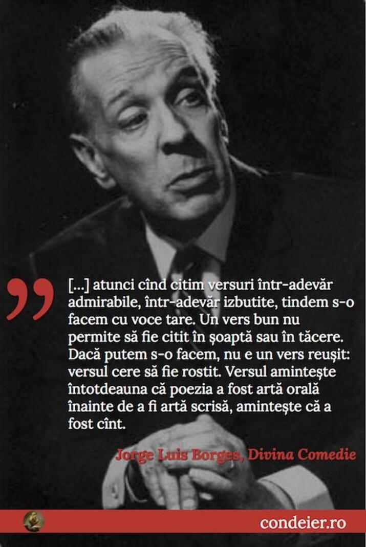 Borges Divina Comedie