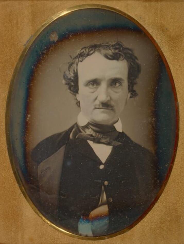 Edgar Allan Poe 1849