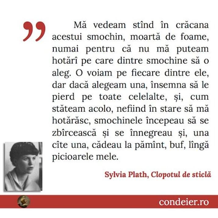 citat Sylvia Plath