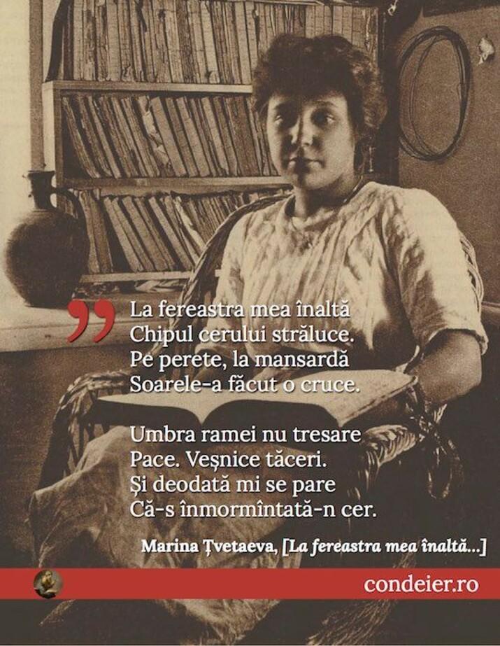 citat Marina Tvetaeva