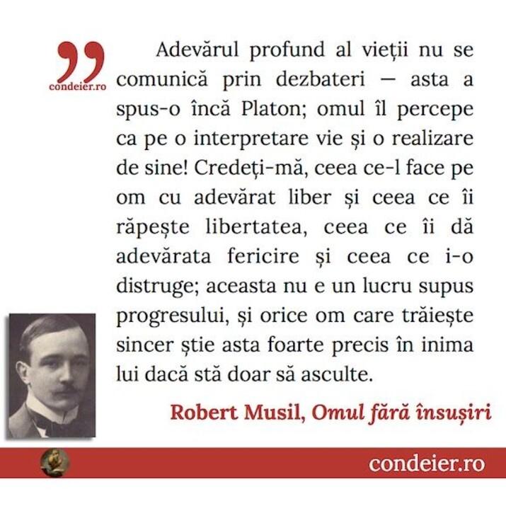 citat Robert Musil