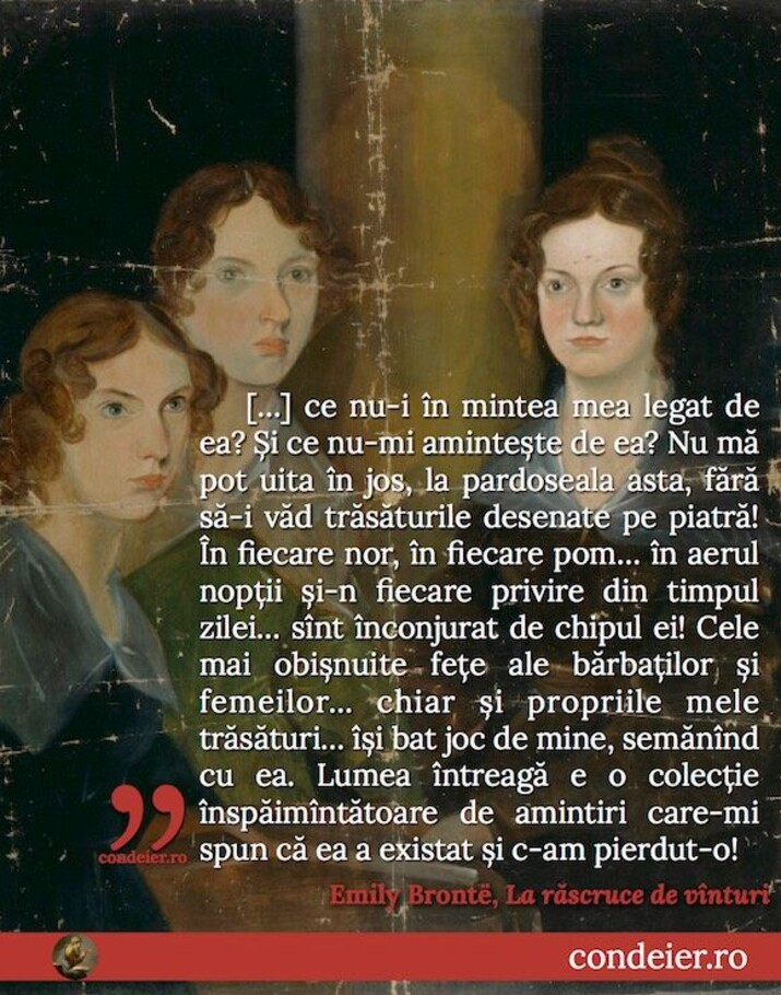 citat Emily Bronte