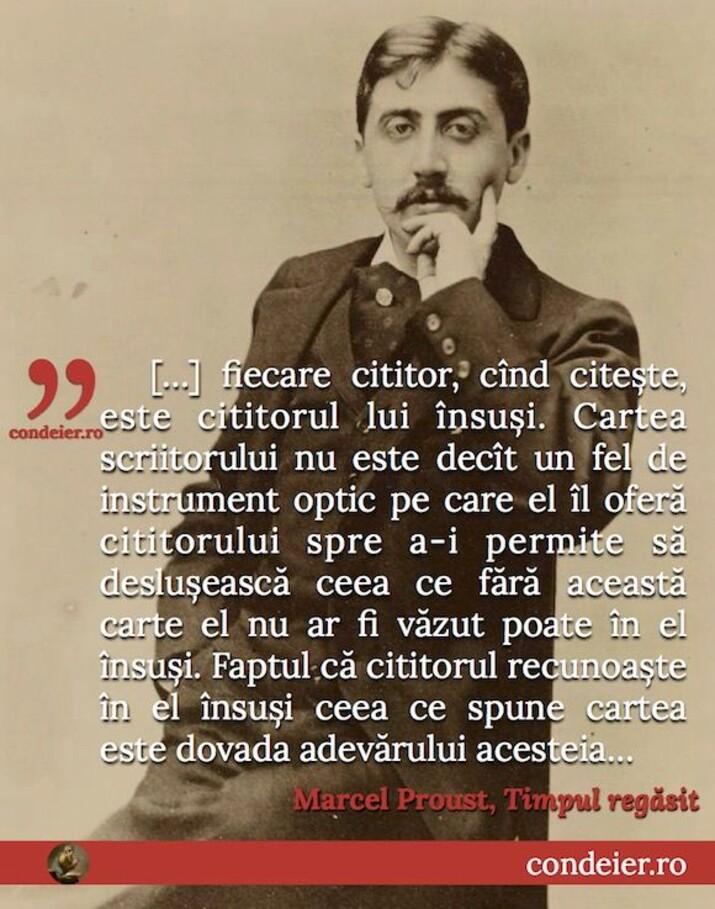 citat Marcel Proust
